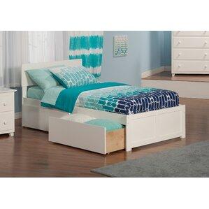Ahoghill Storage Platform Bed by Red Barrel Studio