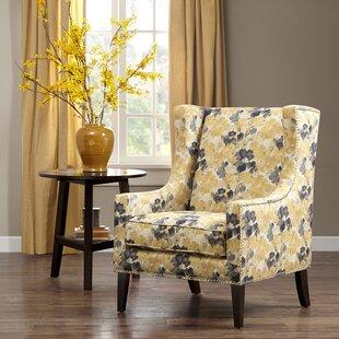 Genial Agnes Wingback Chair