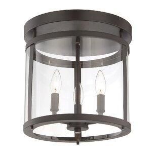 flush mount lighting you ll love wayfair