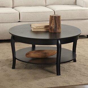 Black Coffee Tables You\'ll Love | Wayfair