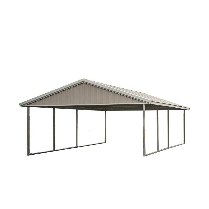 16 Ft. x 20 Ft. Canopy  sc 1 st  Wayfair & Premium Canopy 16 Ft. x 20 Ft. Canopy | Wayfair