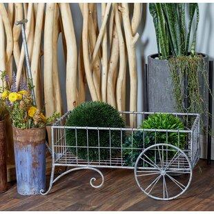 Extra Large Wheelbarrow Planters You Ll Love Wayfair