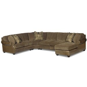 Warner Sectional by Bradington-Young