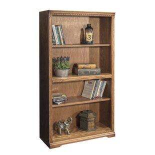 Scottsdale Oak Standard Bookcase