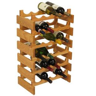 Dakota 24 Bottle Floor Wine Rack