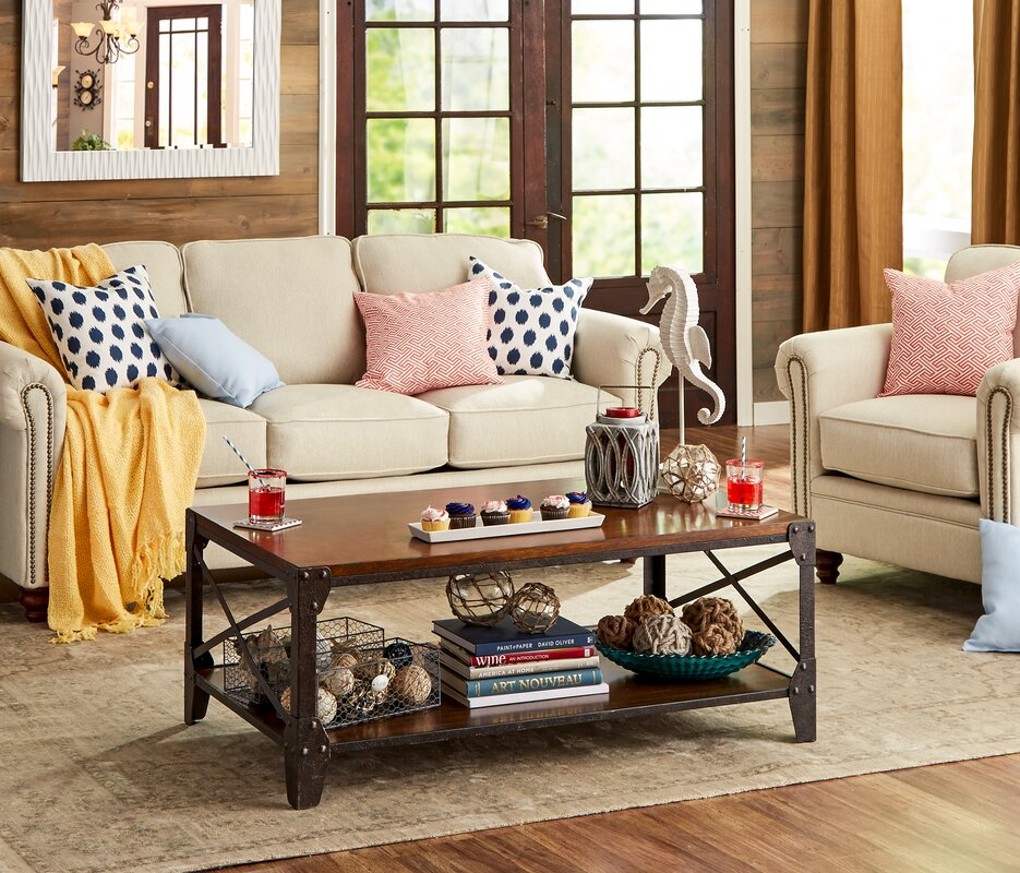 Three Posts Suffield Configurable Living Room Set Reviews Wayfair
