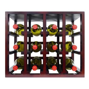 12 Bottle Tabletop Wine Rack by Epicureanist