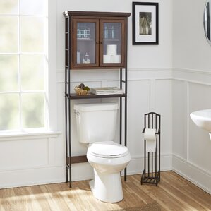 Andes 3 Tier 25 5 W X 67 H Over The Toilet Storage