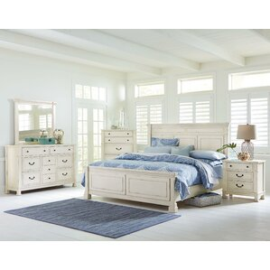 Parfondeval Wood Panel Configurable Bedroom Set by Lark Manor