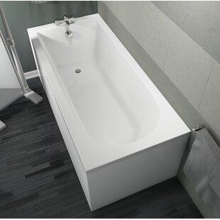 Grange Single Ended 1700mm x 750mm Bathtub by Home Etc