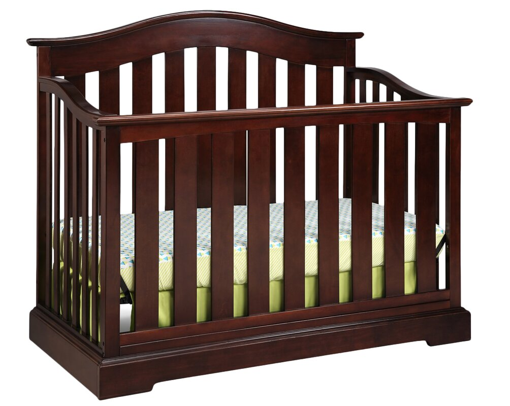 Stork craft crib reviews - Westbrook 4 In 1 Convertible Crib