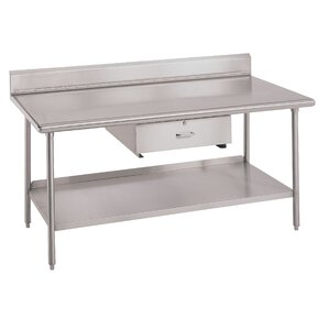 Worktable Utility Prep Table by IMC Teddy