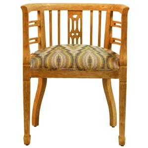 Daxton Barrel Chair by Bungalow Rose
