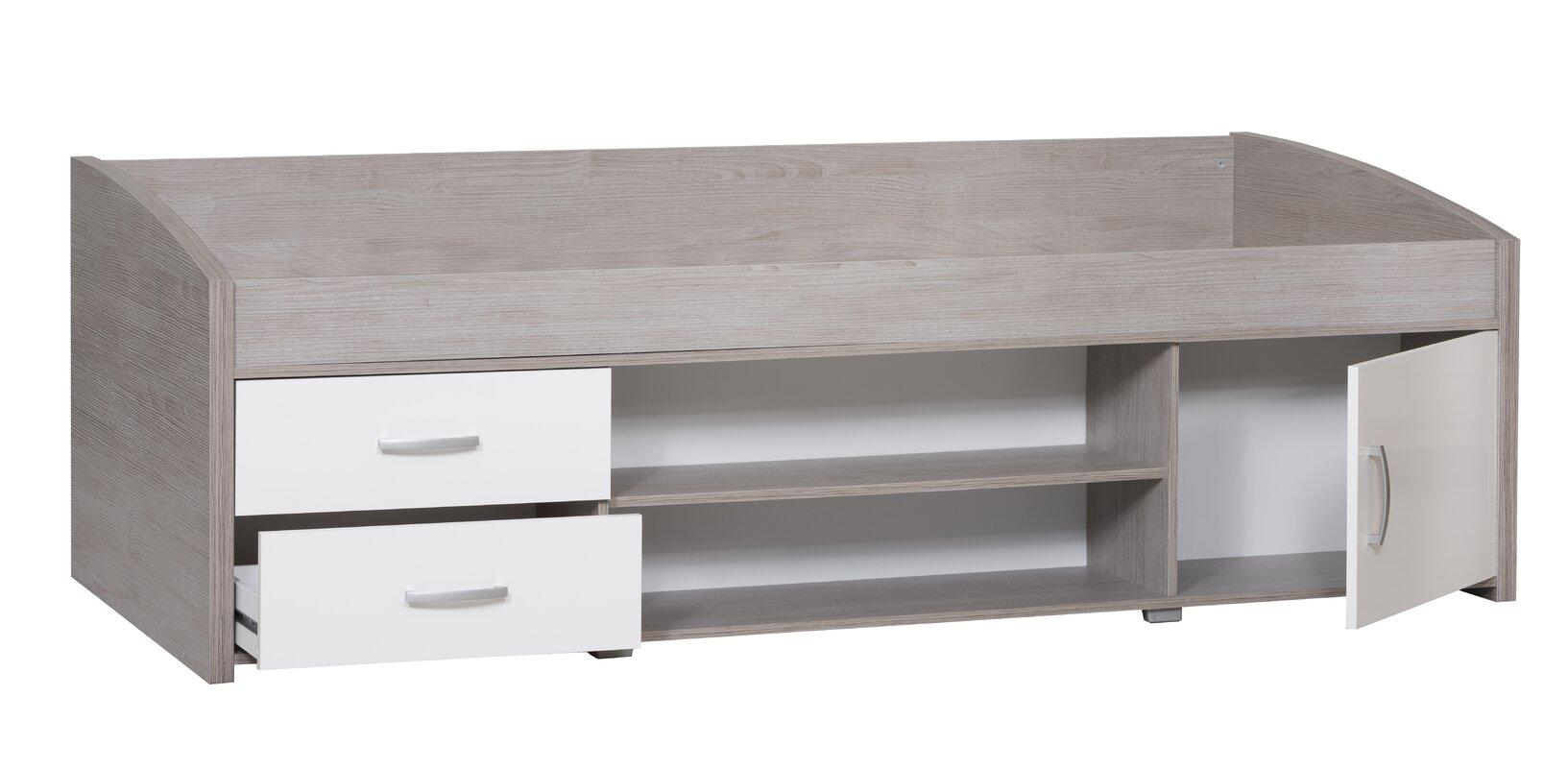 true furniture bett yanniek 90 x 200 cm bewertungen. Black Bedroom Furniture Sets. Home Design Ideas