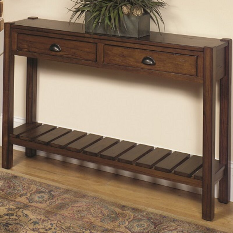 Hall Console wildon home ® hall console table & reviews | wayfair