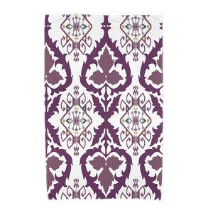 Willa Geometric Print Beach Towel