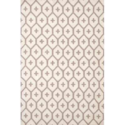 Bunny Williams Elizabeth Vintage Hand Woven Brown/Tan Indoor/Outdoor Area Rug Rug Size: Rectangle 10' x 14'