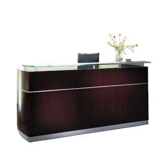 Curved Reception Desk Wayfair Ca