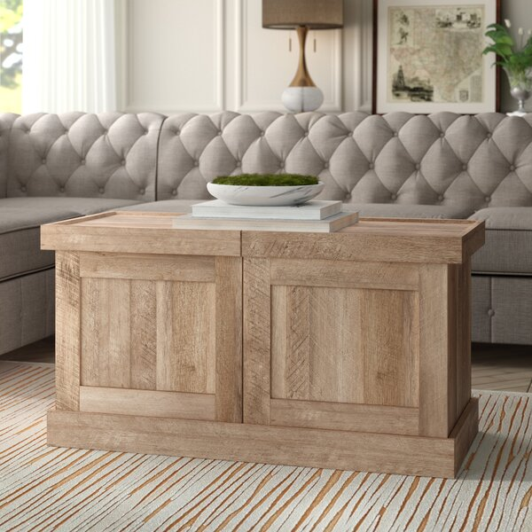 Ringgold Extendable Coffee Table With Storage