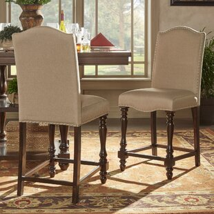 Hilliard Linen Upholstered Dining Chair Peat (Set of 2)