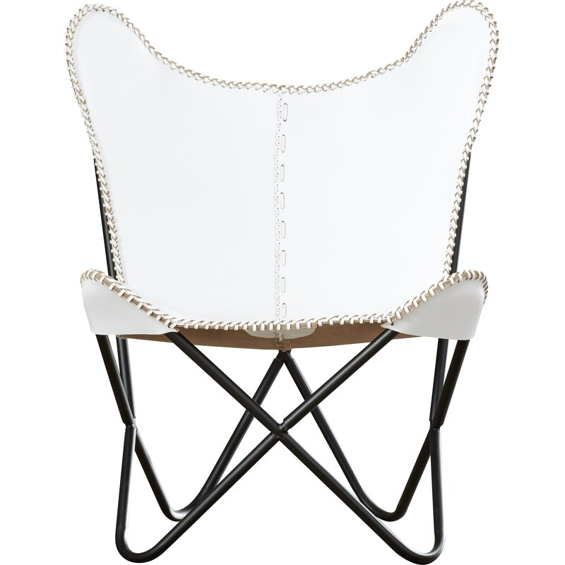 Very Zipcode Design Sharon Butterfly Lounge Chair & Reviews | Wayfair SG05