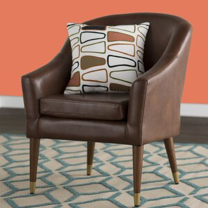 Hemet Barrel Chair by Langley Street