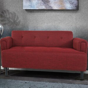 Armrest Fabric Sofa