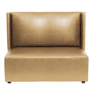 Lakeasha Square Loveseat by Orren Ellis