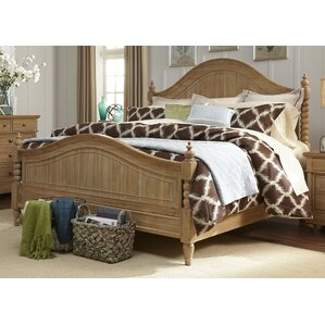 Ancolie Panel Bed by One Allium Way