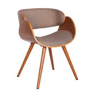 Garvon Upholstered Dining Chair by George Oliver