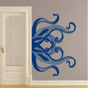 Kraken Tentacles Wall Decal