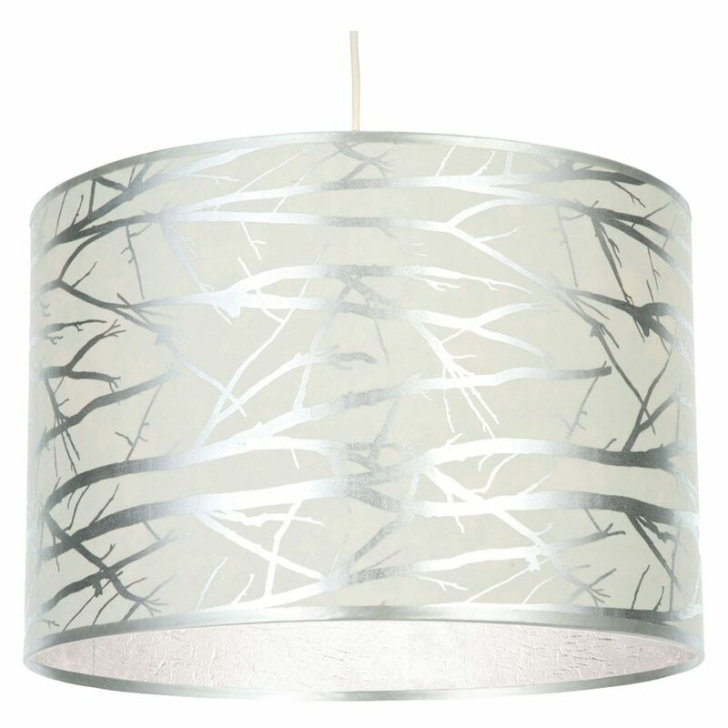 pagazzi lighting 40 cm lampenschirm woodlands bewertungen. Black Bedroom Furniture Sets. Home Design Ideas