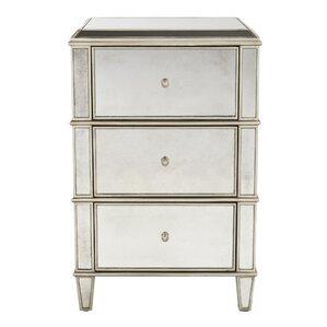 jadyn 3 drawer nightstand