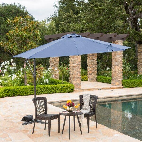 9 Ft Blue Patio Umbrella | Wayfair