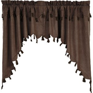 Cassie 36″ Curtain Valance (Set of 2)
