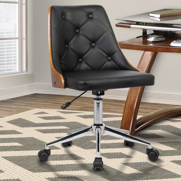George Oliver Easthampton Mid Century Desk Chair U0026 Reviews | Wayfair