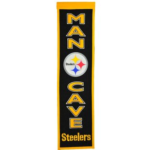 5c43f7d0 NFL Pittsburgh Steelers NFL Products You'll Love in 2019 | Wayfair.ca