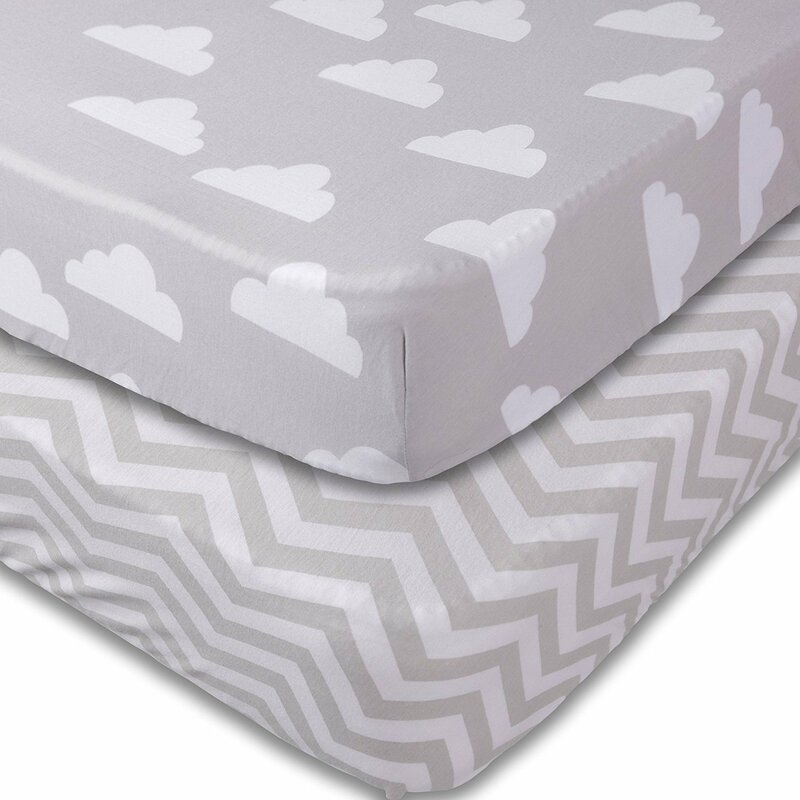 Jomolly Fitted Crib Sheets Wayfair Ca