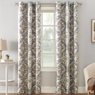 Floral Watercolor Curtains