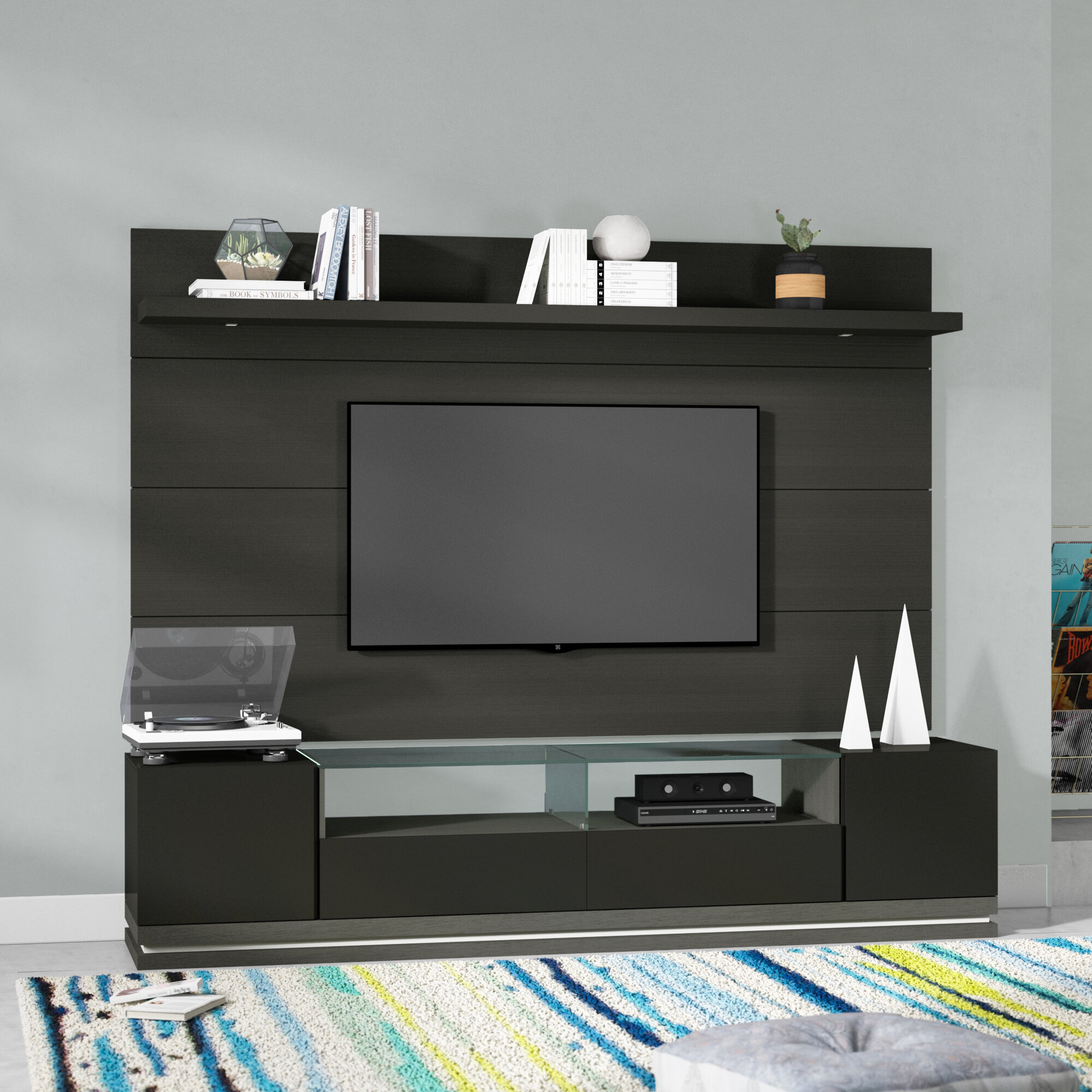 Terrific 70 Inch And Larger Entertainment Centers Youll Love In 2019 Download Free Architecture Designs Scobabritishbridgeorg