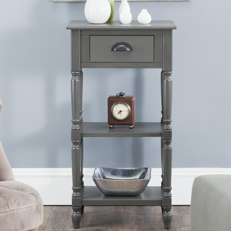 Lily Manor Javen Side Table With Storage Amp Reviews