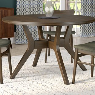 Modern Contemporary Round Inch Dining Table AllModern - 48 inch oval dining table
