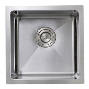 Square Kitchen Sinks You\'ll Love | Wayfair