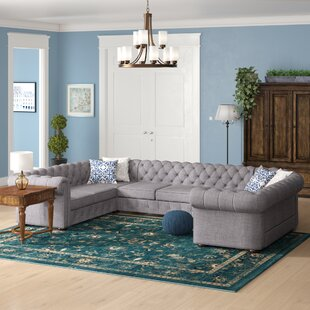 Albany Pewter Sectional Wayfair