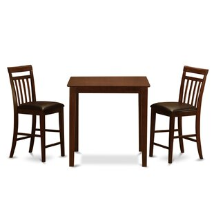 Neven 3 Piece Counter Height Pub Table Set Looking for