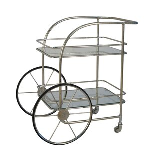 Douglasville Metal Bar Cart