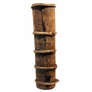 Modern Naturals Authentic Vintage Tibetan Wooden Butter Bucket. by Asian Loft  sc 1 st  Wayfair & Asian Loft Storage Boxes Bins Baskets u0026 Buckets Youu0027ll Love   Wayfair