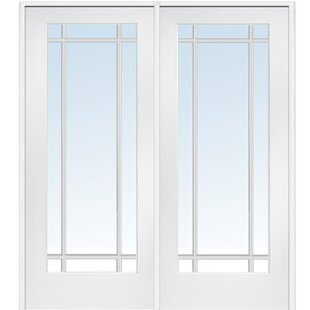 MDF Primed Interior French Door & French Doors Youu0027ll Love   Wayfair