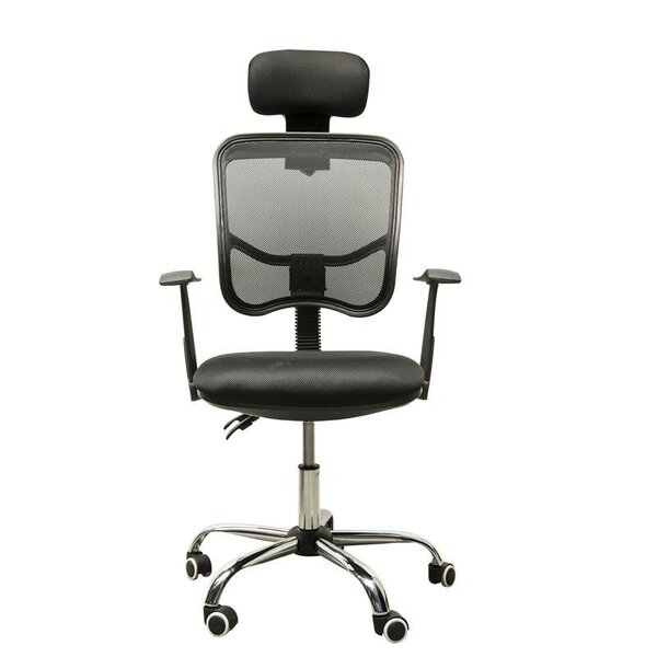 homcom mesh desk chair & reviews | wayfair