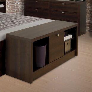 4 Cubby Storage Bench   Wayfair